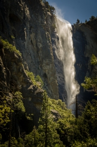 Bridalveil Fall was spectacular!