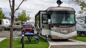 A nice RV park to enjoy!