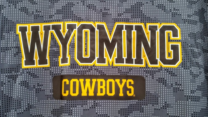 The University of Wyoming Cowboys!