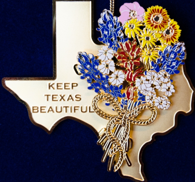 There are many beautiful things in Texas.