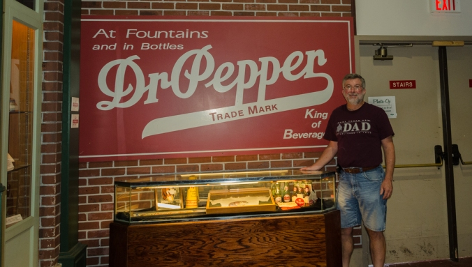 I never knew that Dr. Pepper was invented in Waco, Texas!