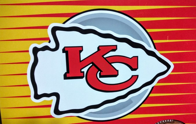 There is not a college football team in Kansas City, but everyone loves the Chiefs!
