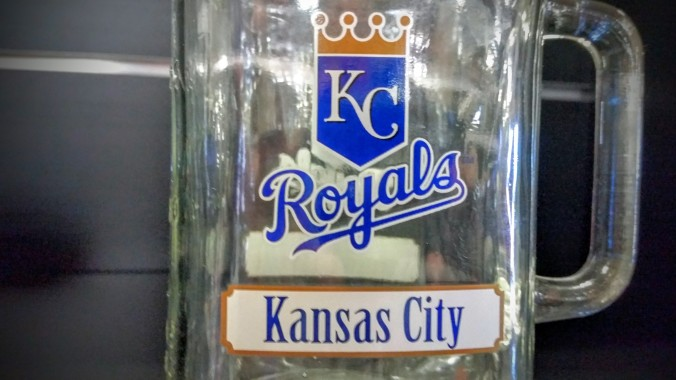 I have special memories going to Royals games in Kansas City!