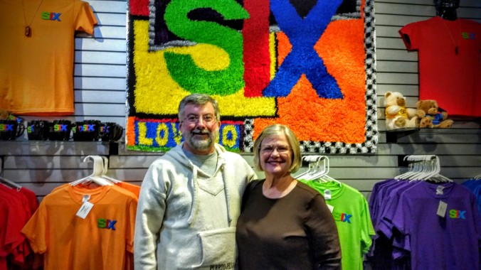 Six is a very popular show in Branson!