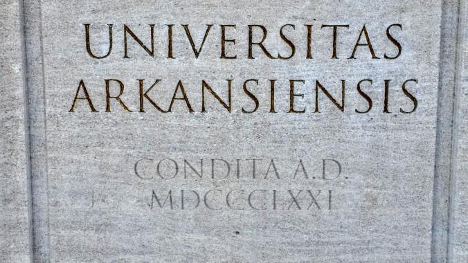 Univ Arkansas