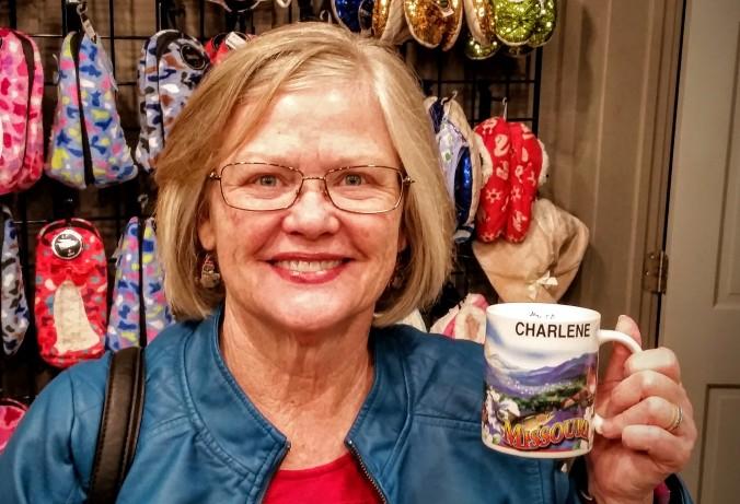 Charlene mug