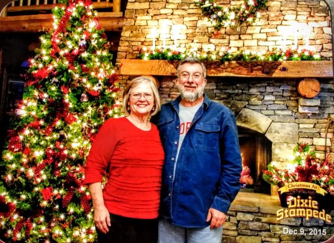 Ed & Charlene Dixie