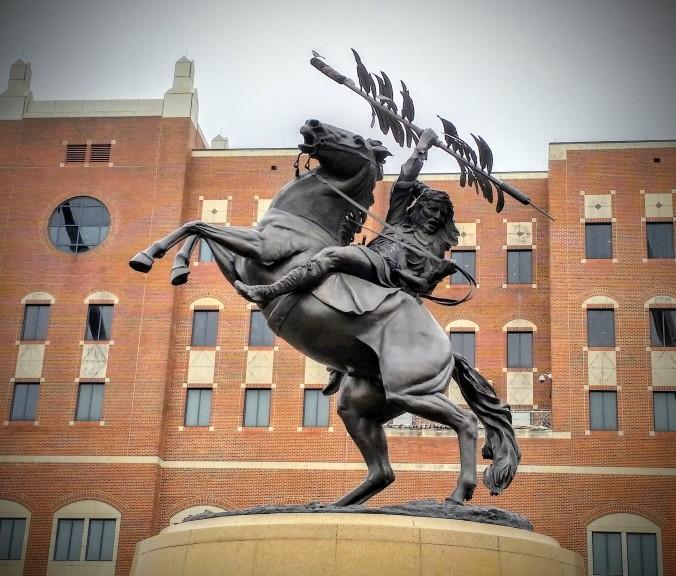 FSU statue