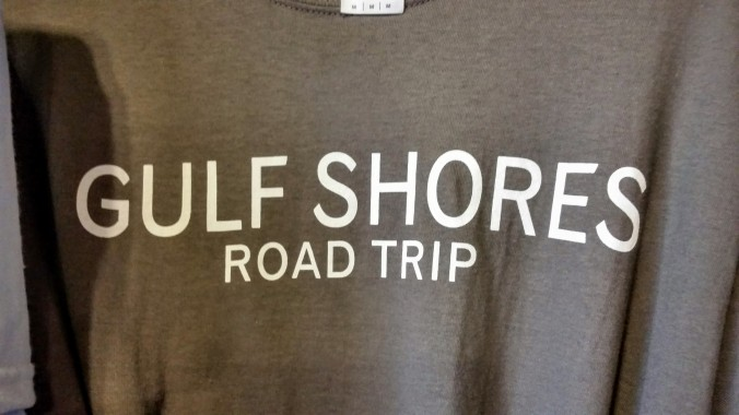 Gulf Shores road trip